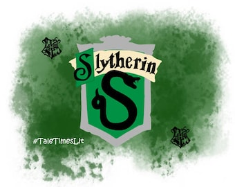 Slytherin Candles