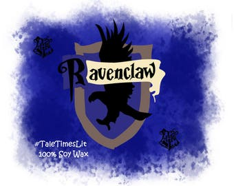 Ravenclaw Candles