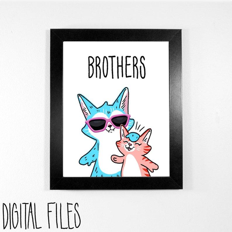 My Room  Digital Download printable art for kid's room  image 0