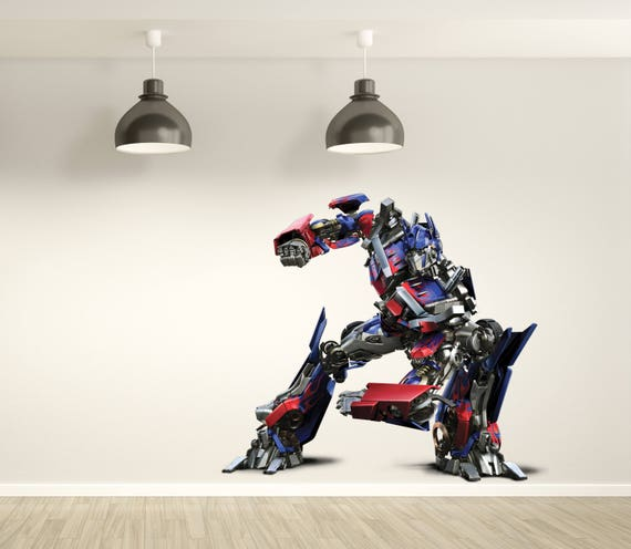 Transformers Optimus Prime ROBOT GIFT//WALL DECOR ART POSTER A3 SIZE