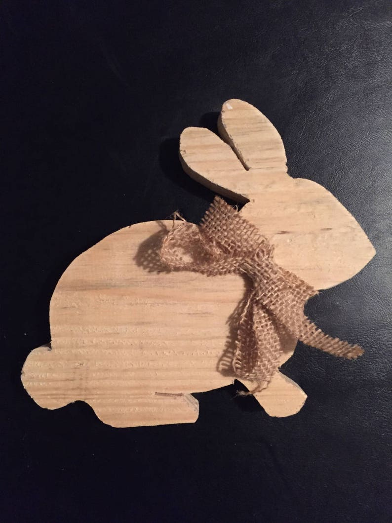 Wooden bunny, rustic bunny, primitive bunny, bunny, rabbit, rustic rabbit,  animal, Easter bunny, Easter, wooden cutout, bunny decor