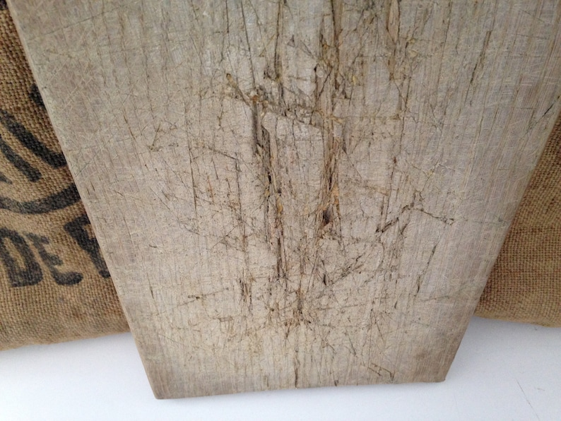 wooden chopping block Very beautiful and old Board Vintage