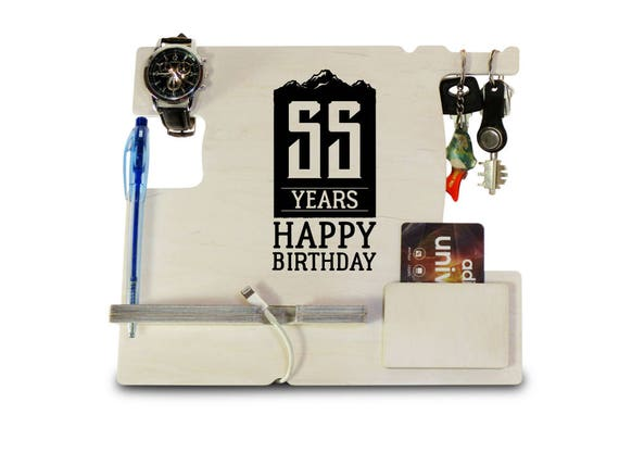 55th Birthday Gift For Him Ideas 55 Year Old