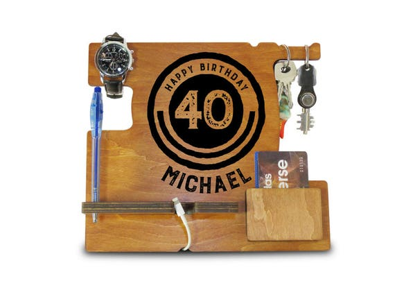 Gift For Him 40th Birthday Ideas
