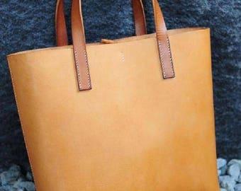 Woman shopper bag leather craft pattern 51eb30b64a