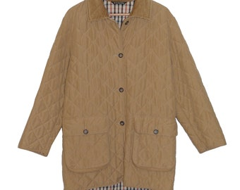 652b9a0e3ae8 Vintage Daks 1976 M Quilted Jacket