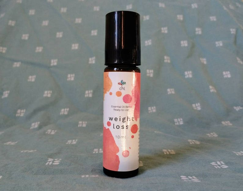 Weight Loss Blend Peppermint Lemon Grapefruit Essential Oils Free Food Guide With Purchase 10ml Amber Roll On Bottle