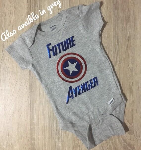 Babykleider Geschenk Captain America Kleines Mädchen Rot Body Weste Strampler