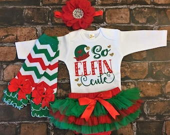 Baby Christmas Outfit 2570873290b7