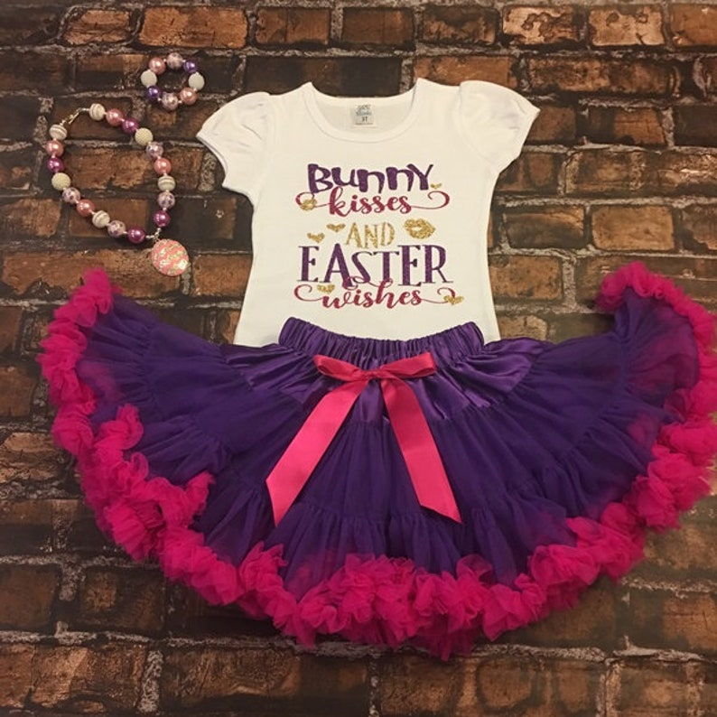 e977c1ffa1dfb Les filles tenue de Pâques oeuf de tenue de chasse bébé | Etsy