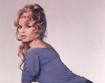 BRIGITTE BARDOT PHOTO #4C