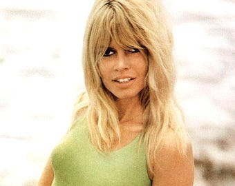 BRIGITTE BARDOT PHOTO #5C