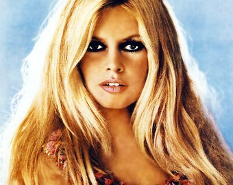 BRIGITTE BARDOT PHOTO #7C
