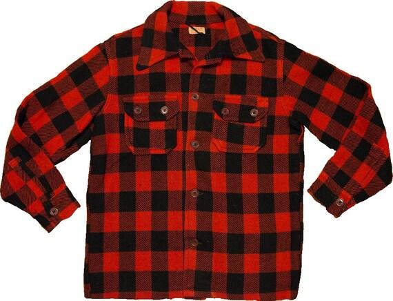 30s E&W Prep Sportswear Wool Jacket