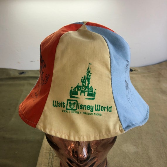 Vintage Walt Disney World hat