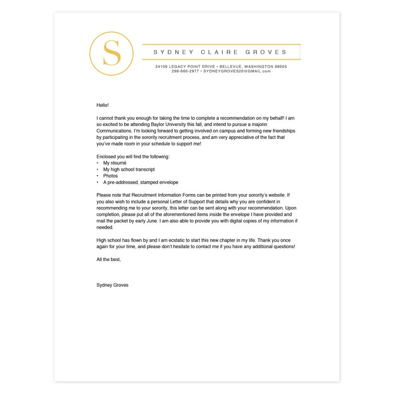 editable microsoft word sorority resume template  pages