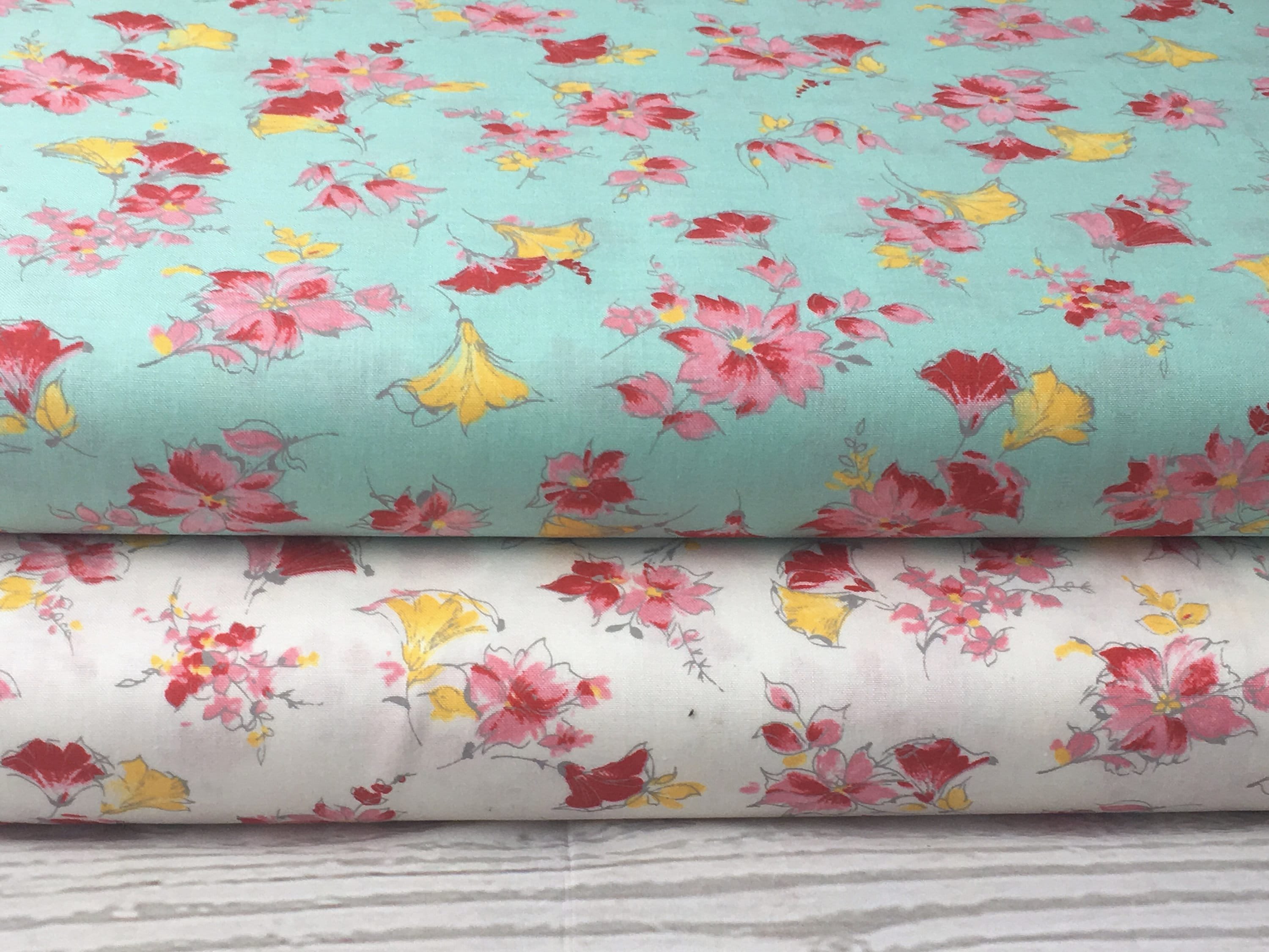 Into the garden Damask Teal Riley Blake Fabric FQ More 100/% Cotton Craft