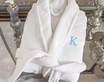 Personalized Plush Spa Robe f907bbd9c