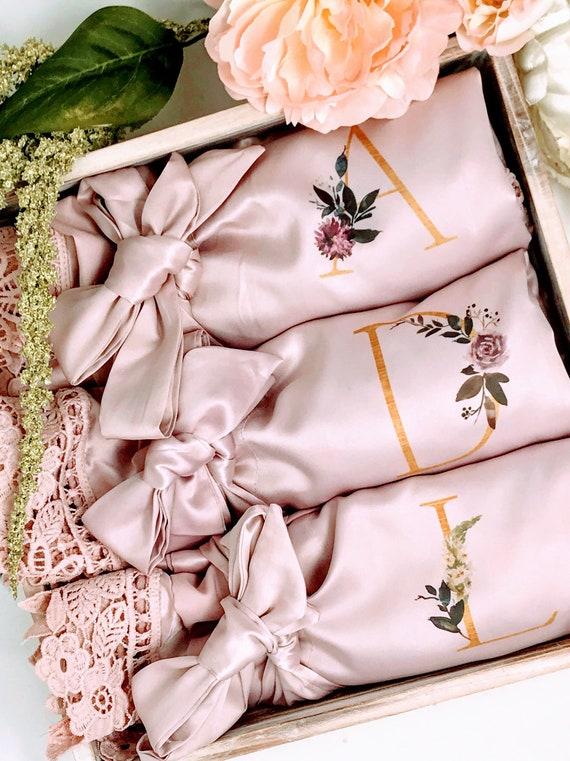 Bridesmaid Robes Set of 2 3 4 5 6 7 8 9 10 11 12  291fd8eff