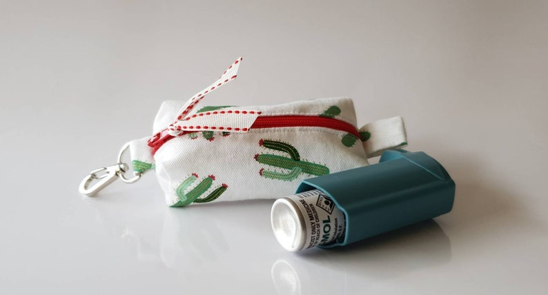puffer case Inhaler pouch