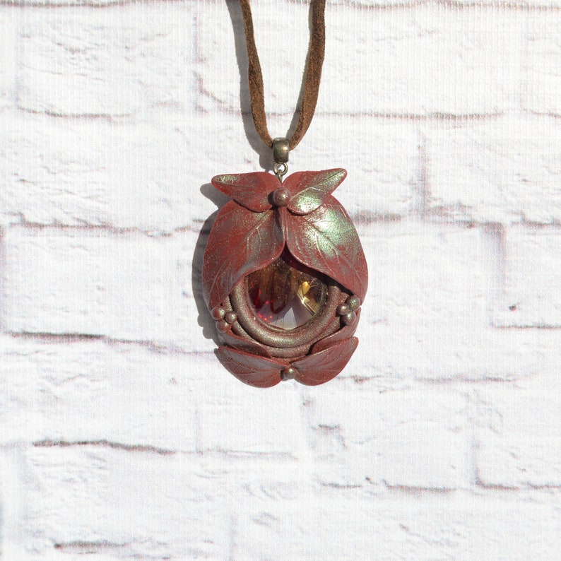 Christmas Pendant Elven Style Boho Style Indian elven amulet amazing fantasy creatures fairytale love mother\u2019s day gift