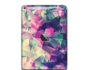 Geometry pattern iPad Skin Sticker shapes iPad Case abstract art iPad Decal art iPad Cover iPad Sticker iPad Air iPad Pro 9.7 12.9 IS 009