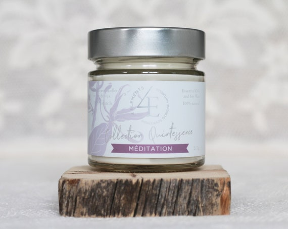 MEDITATION COLLECTION QUINTESSENCE Aromatherapy - Essential Oils