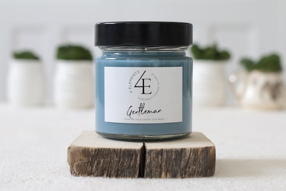 gentleman candle (Purolator shipping 2 days)