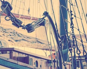Nautical Print, Sailboat Print, Nautical Wall Decor, Nautical Wall Art, Sailboat Wall Art, Printable Wall Art, Oceanic Print, Oceanic Decor