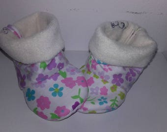 Bottons baby fleece and cotton new