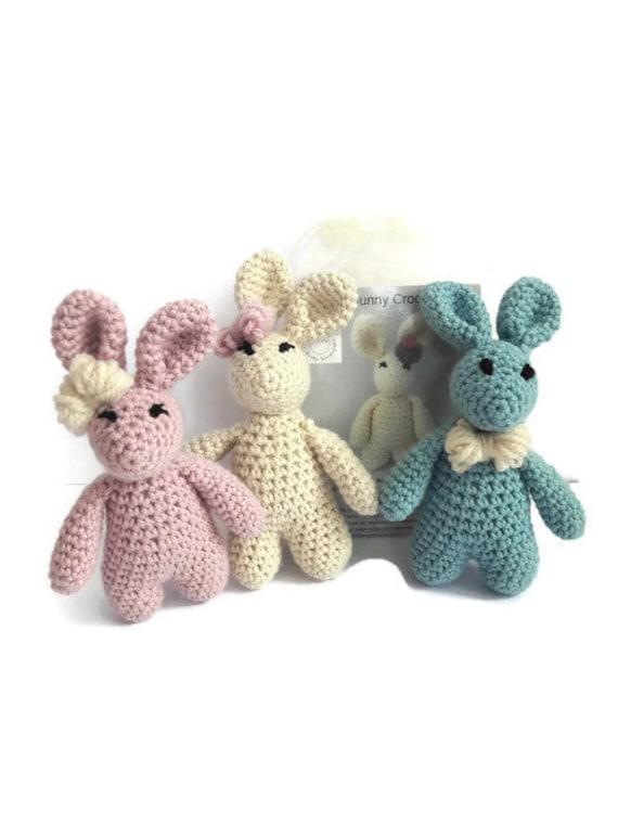 Unicorn Crochet Kit Venus Luxury Kit Christmas Birthday Mum Craft Gift