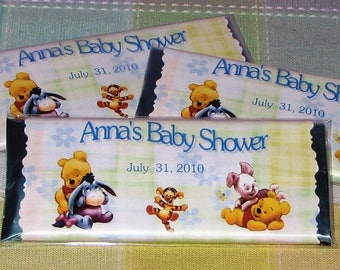 Winnie The Pooh Baby Shower Etsy