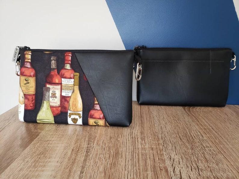 Size Bag Banana Bag Ready to Go Travel Bag Wallet