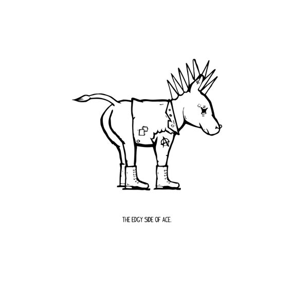 Ace the Donkey Series: Punk Ass