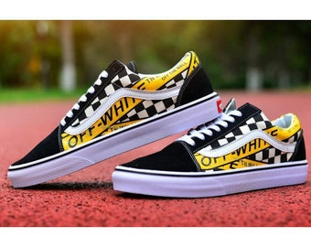 6c2d68ff5c2d33 Custom Off White Inspired Vans