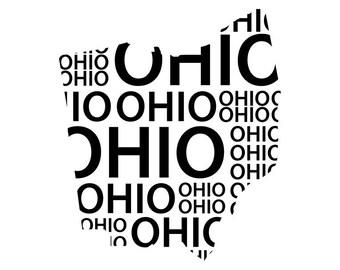 Ohio Svg Etsy