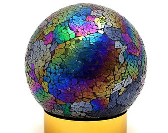 Pet Urn, Rainbow, up to 75 lbs, Slight Imperfection