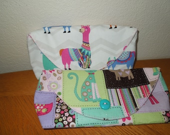 Make up bag, pencil bag