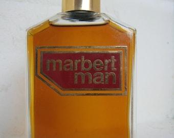 MARBERT MAN eau de cologne 50 ml splash vintage no box