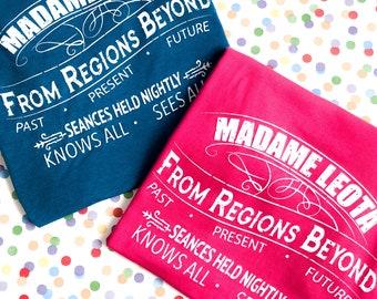 CLEARANCE!! Disney parks Haunted Mansion Unisex Madame Leota T-Shirt