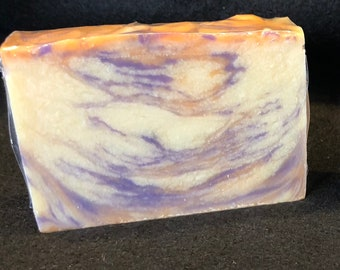 Handmade Soap Tranquility Scent - Sweet Almond Oil, Cocoa Butter, Mango Butter