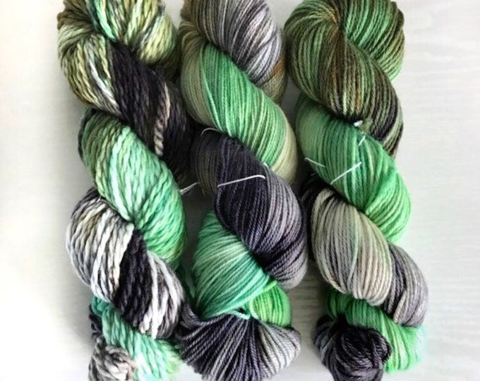 Gliophorus - Hand Painted Yarn - Ready to Ship