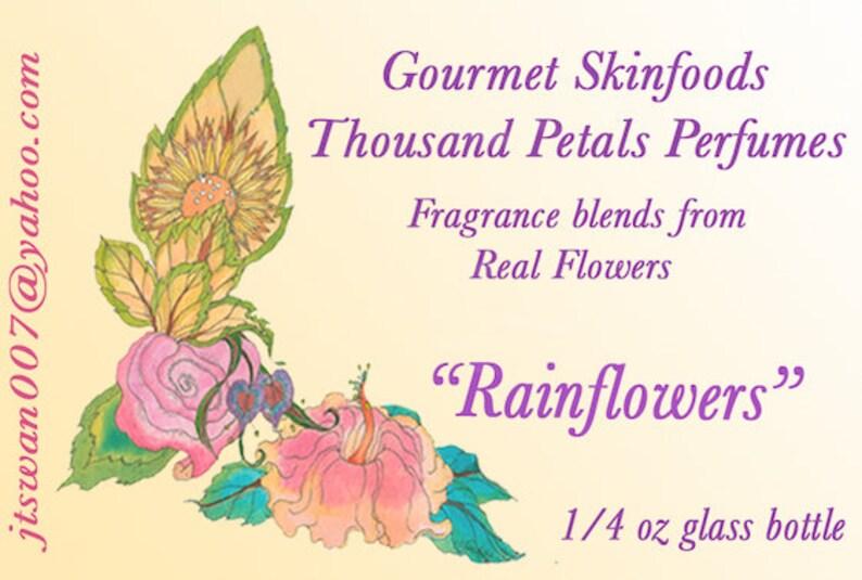 Tuberose Rainflowers  Thousand Petals Perfumes image 0