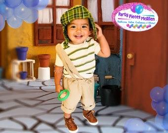 Will Ship After Sept. 29th*** El Chavo Costume, Boys El Chavo Costume, El Chavo Costume for Toddler, Disfraz del Chavo Del Ocho