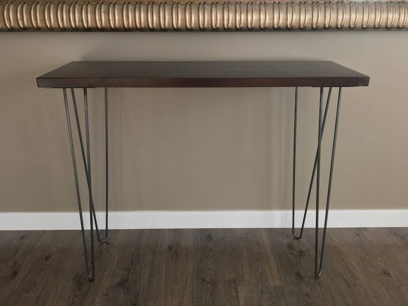 Merveilleux Hairpin Metal Table Legs DIY Furniture All Sizes, Custom Steel Furniture  Legs, Metal Table Legs, Mid Century Modern, Hairpins