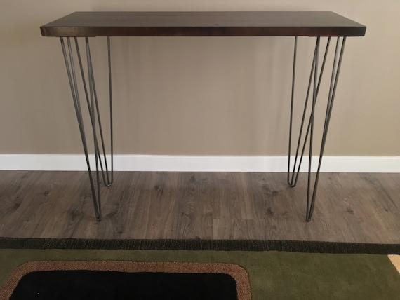 Amazing Hairpin Table Legs Usa Made Raw Steel Hairpin Legs Hairpin Table Legs Mid Century Modern Coffee Table Metal Furniture Metal Legs Creativecarmelina Interior Chair Design Creativecarmelinacom