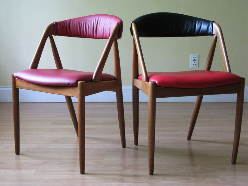 ONE Kai Kristiansen Model 31 Dining Chair in Walnut