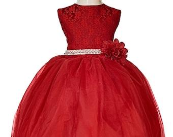 Linda H-602 Flower Girl Dress