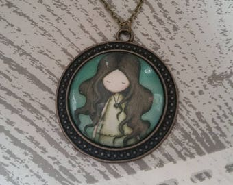 Necklace little girl