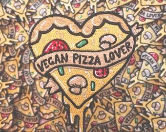 Vegan Pizza Lover Patch